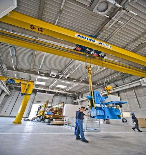 Overhead Crane Load Testing Singapore | Load Testing And